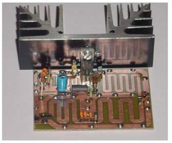 FM RF Amplifier 8 Watt