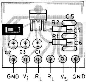 20W Bridge Amplifier using TDA7240A   Electronic Schematic ...